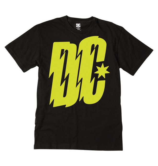 0 Men's Electronica Tee  51200538 DC Shoes