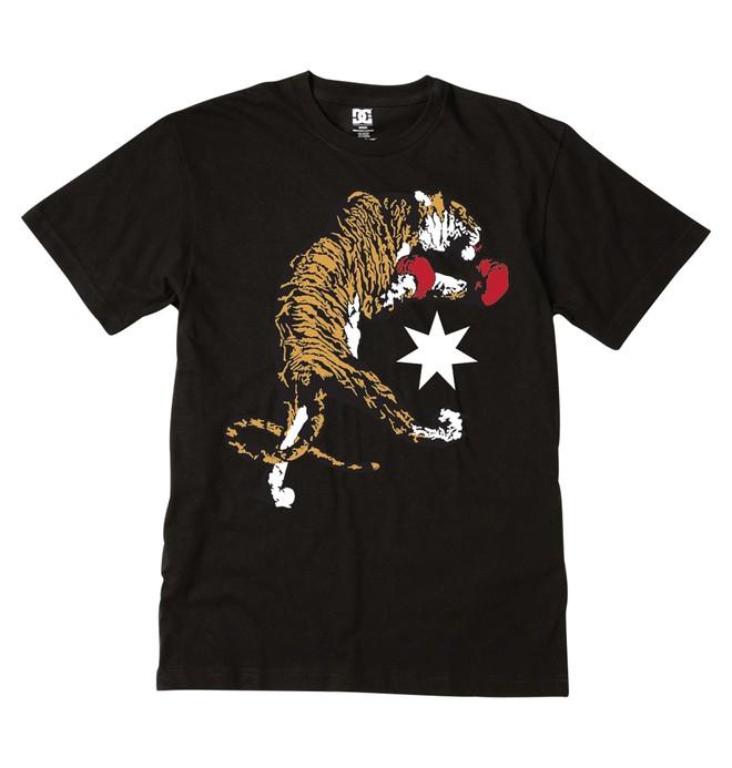 0 Men's Fighting Tigers Tee  51200571 DC Shoes
