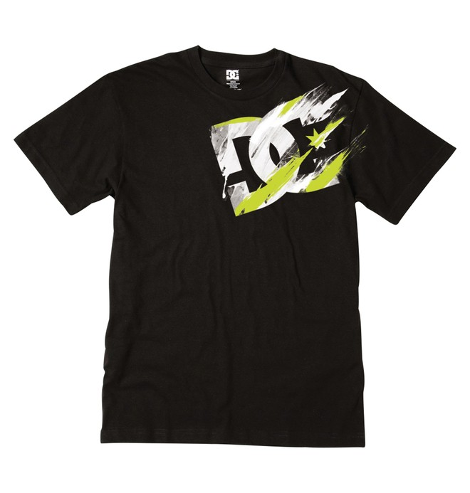 0 Men's Former Tee  51200606 DC Shoes