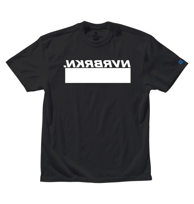 0 Men's NVRBRKN. NVR Logo Tee  51200638 DC Shoes