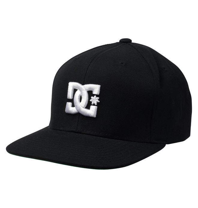 0 Men's Back To It Hat  51300126 DC Shoes