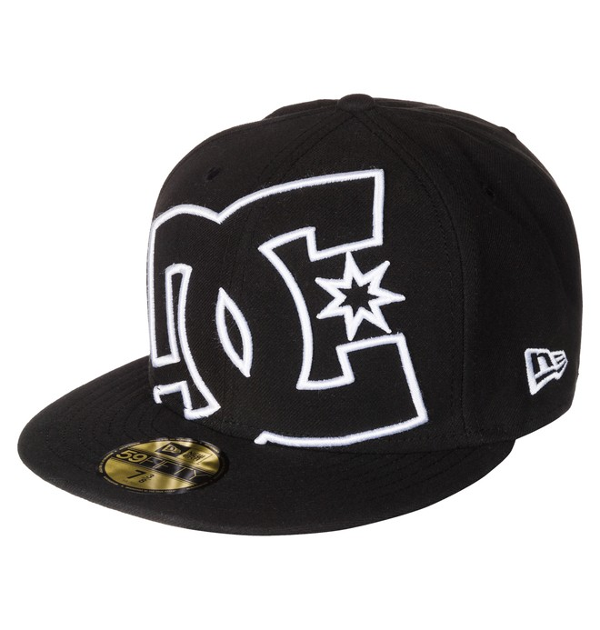0 Men's Coverage Hat Black 51300130 DC Shoes