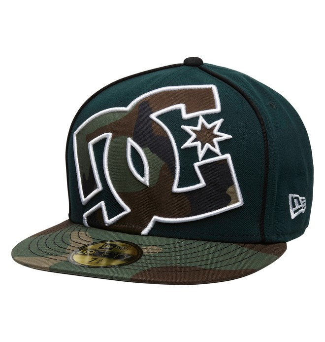 0 Coverage - Cap  51300130 DC Shoes