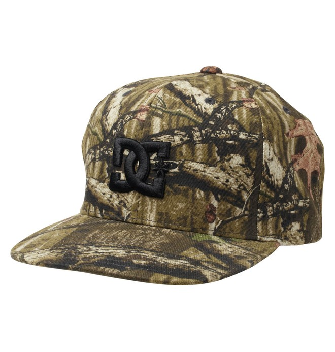 0 Men's DC Moak Hat  51300207 DC Shoes