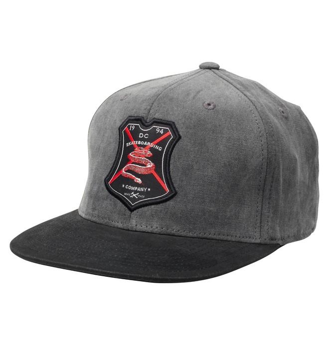 0 Men's Pigdye Hat  51300221 DC Shoes