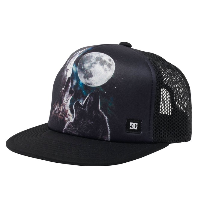 0 Men's Wolfpack Hat  51300233 DC Shoes