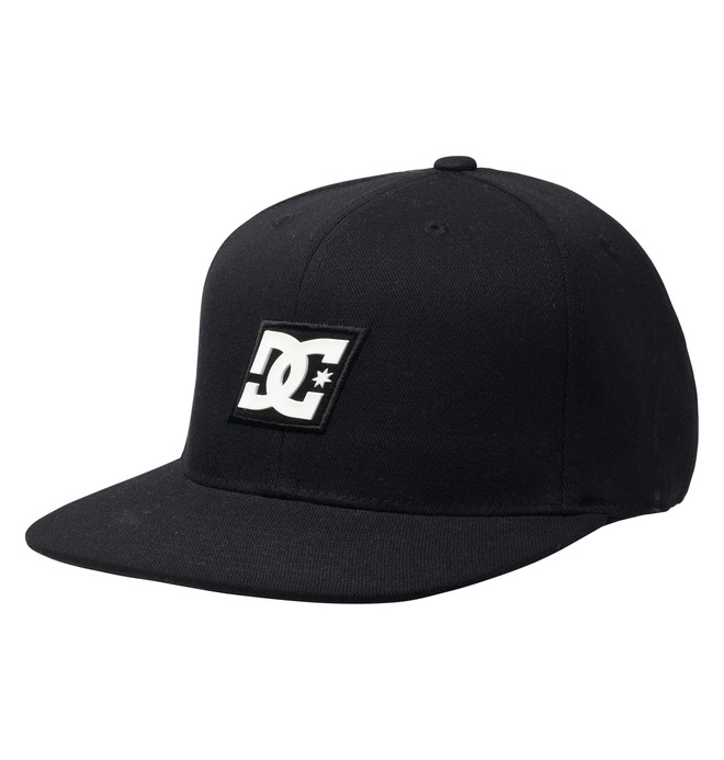 0 Men's Marathon Training Hat Black 51300235 DC Shoes