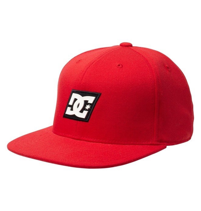 0 Men's Marathon Training Hat Red 51300235 DC Shoes