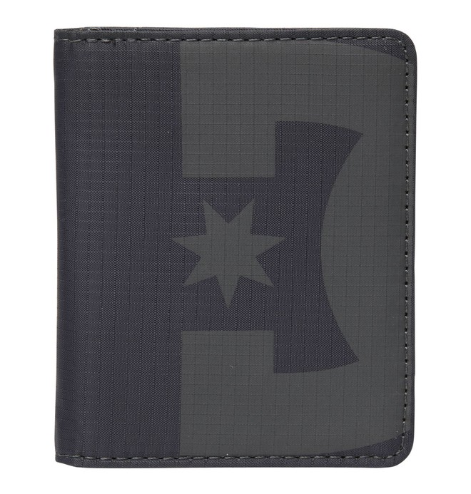 0 Men's Barken Wallet  51330057 DC Shoes