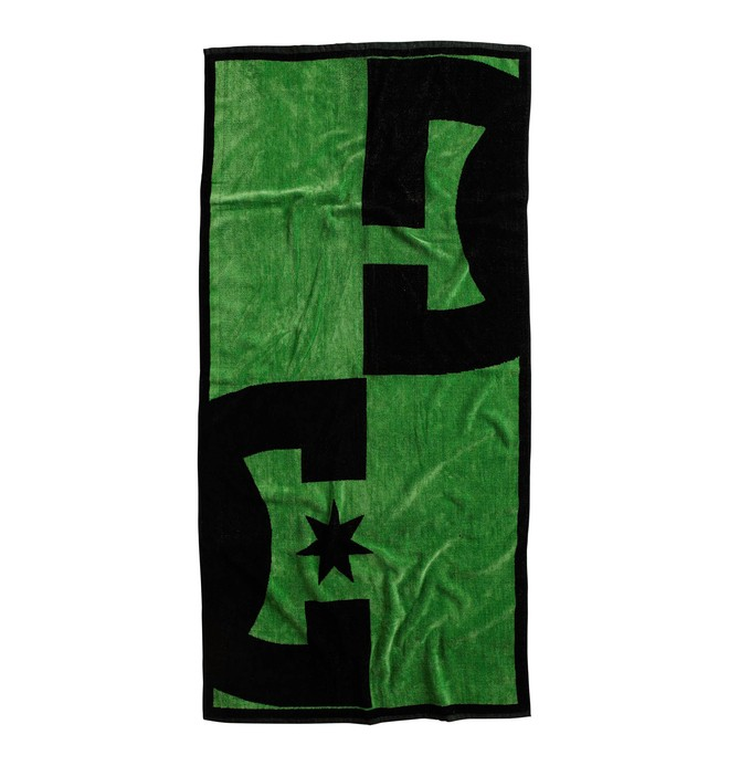 0 Men's DC Bather Beach Towel  51390045 DC Shoes