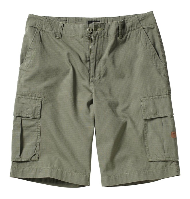 0 Deploy Walkshorts Green 51810176 DC Shoes