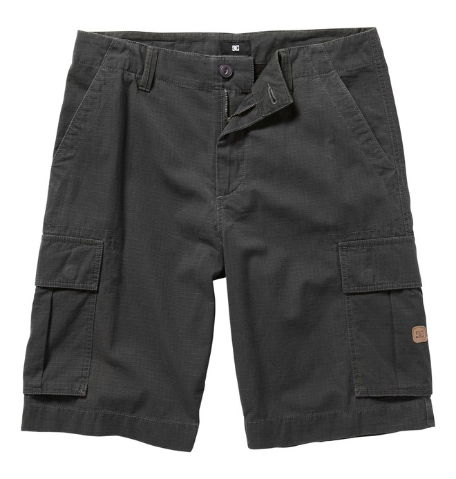 0 Deploy Walkshorts Black 51810176 DC Shoes