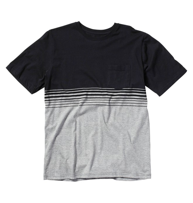 0 Men's Banyan Crew Tee  51830113 DC Shoes
