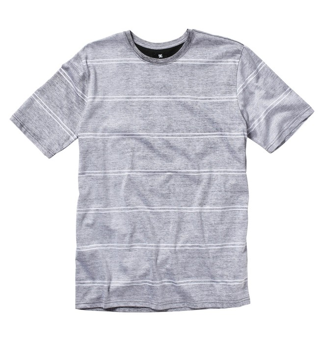 0 Men's Hawkland Crew Tee  51830121 DC Shoes