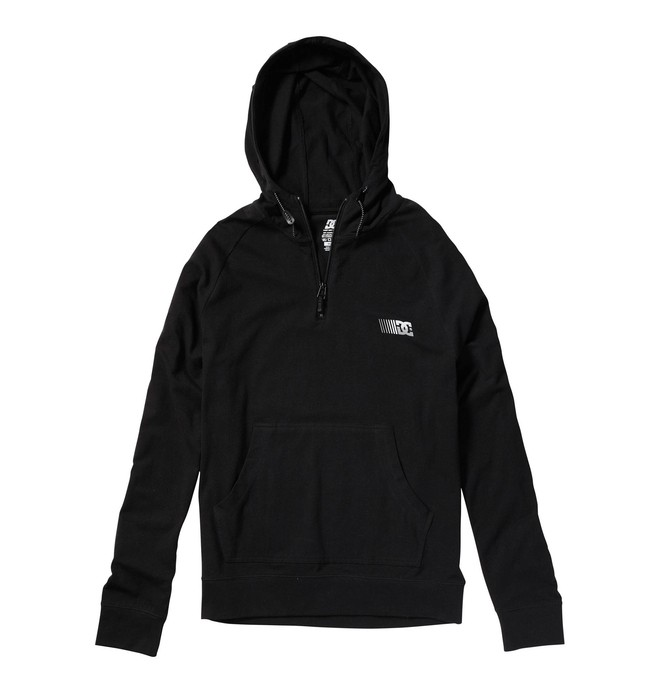 0 Men's Sprinter Training Zip Hoodie Black 51860087 DC Shoes