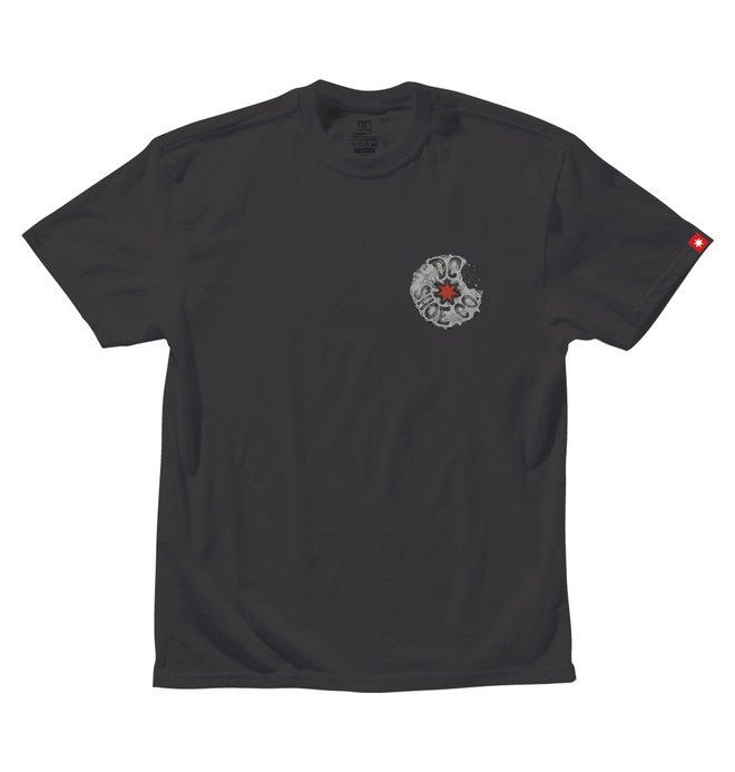 0 Men's Your Enemy Tee  52200156 DC Shoes