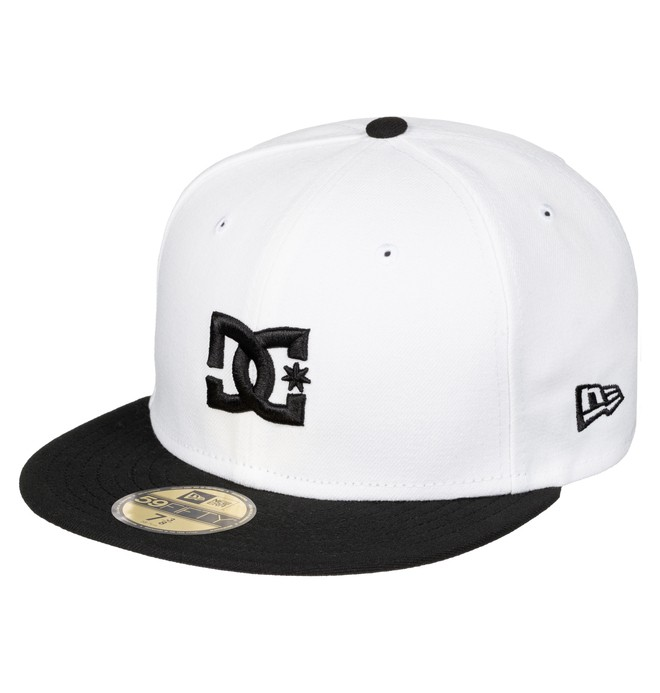 0 Men's Empire SE Hat White 52300190 DC Shoes