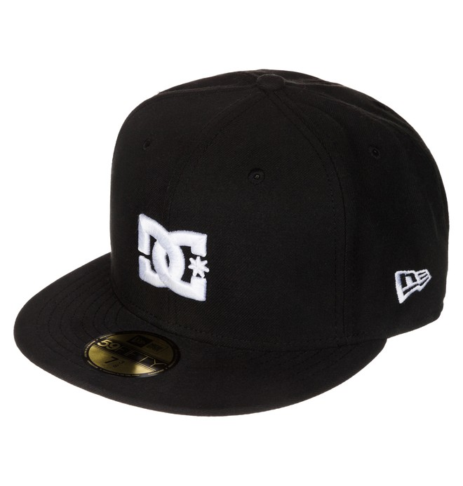 0 Men's Empire SE Hat Black 52300190 DC Shoes