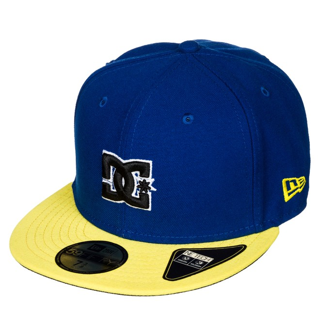 0 Men's Empire SE Hat Blue 52300190 DC Shoes