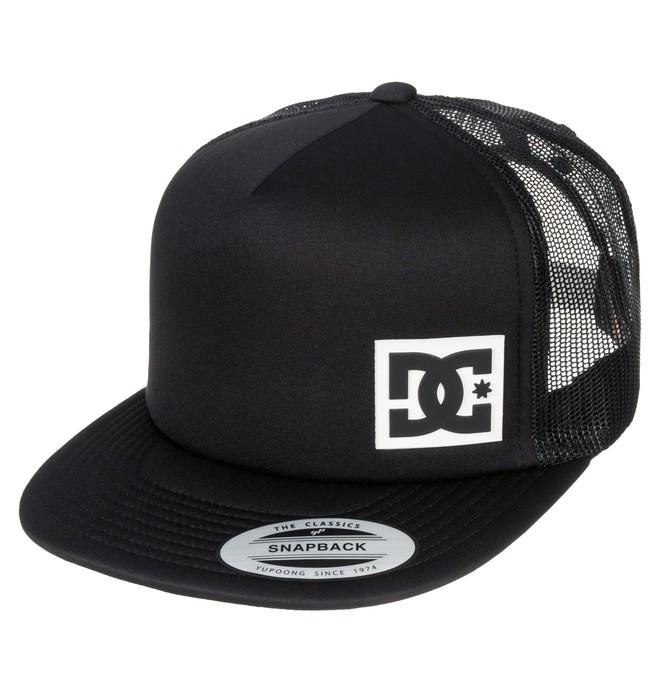 0 Men's Blanderson Hat Black 52300203 DC Shoes
