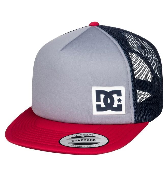 0 Men's Blanderson Hat Grey 52300203 DC Shoes