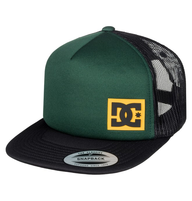 0 Men's Blanderson Hat Green 52300203 DC Shoes