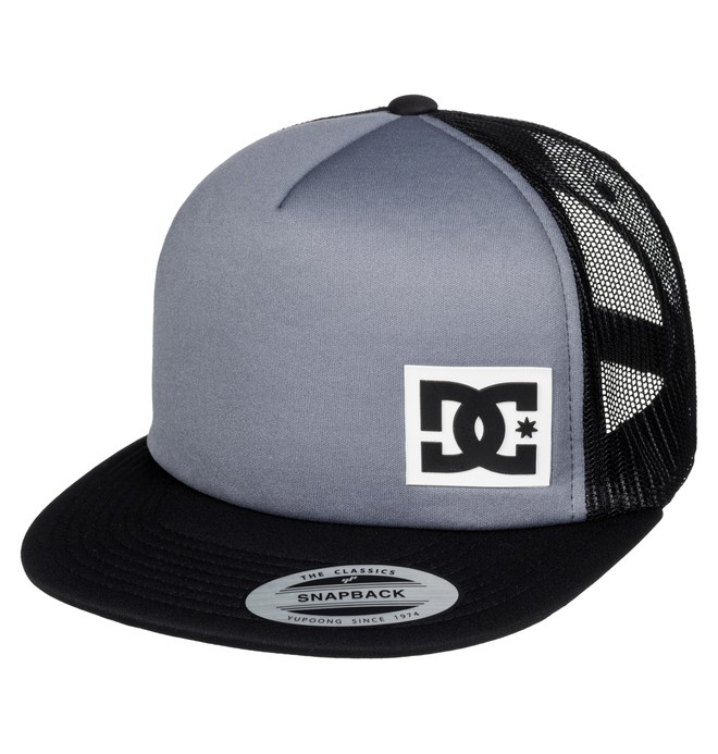 0 Men's Blanderson Hat Black 52300203 DC Shoes