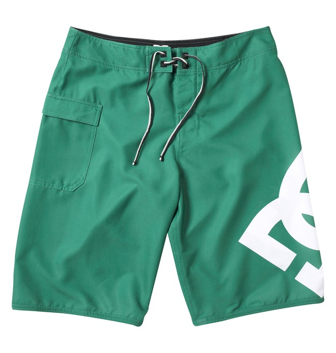 0 Lanai Boardshorts Green 52810033 DC Shoes