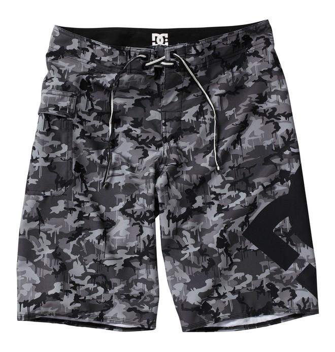 0 Lanai Boardshorts Black 52810033 DC Shoes