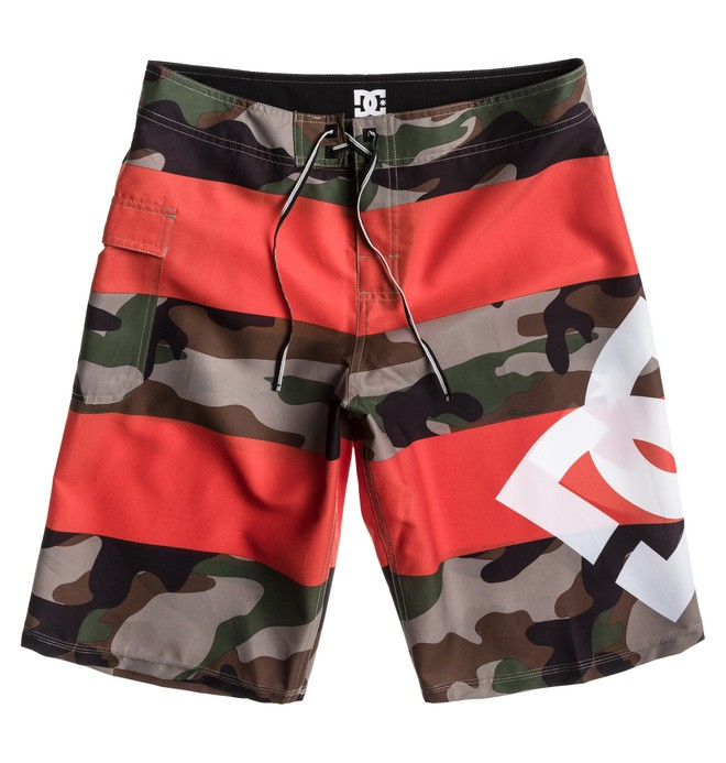 0 Lanai Boardshorts Brown 52810033 DC Shoes