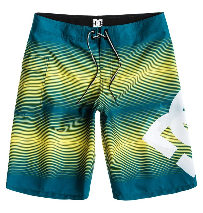 0 Lanai Boardshorts Yellow 52810033 DC Shoes