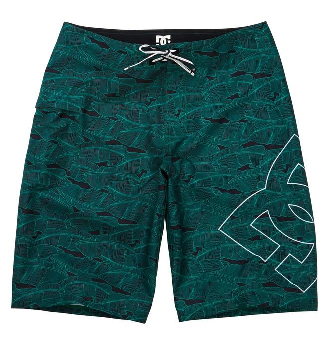 0 Lanai Boardshorts Green 52810033 DC Shoes
