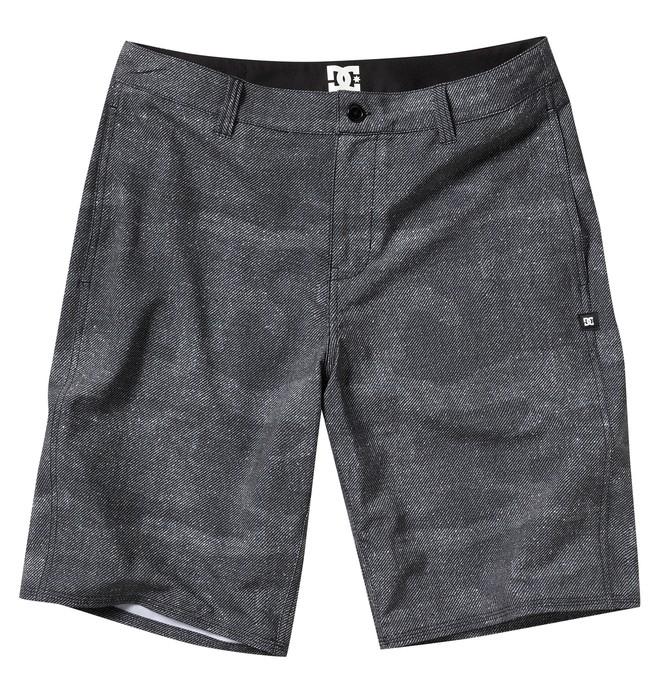 0 Men's Flecktone Wet/Dry Walkshorts  52810072 DC Shoes