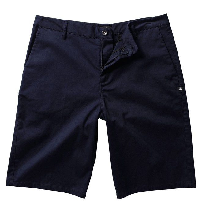 0 Men's DC Chino Shorts Blue 52810077 DC Shoes