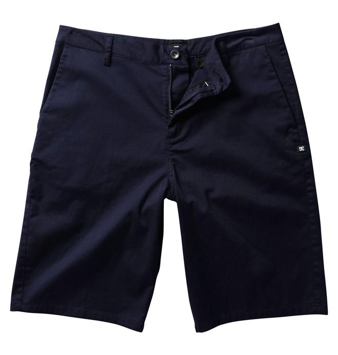 DC CHNO SHRT Blue 52810077