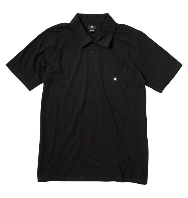 0 Men's Chomper Polo Shirt  52860040 DC Shoes