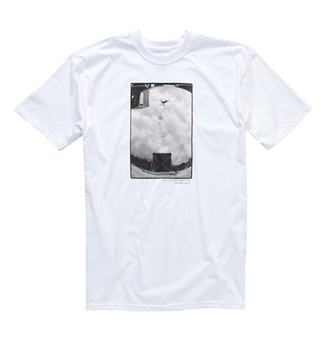 0 Men's Upside Tee  53200214 DC Shoes