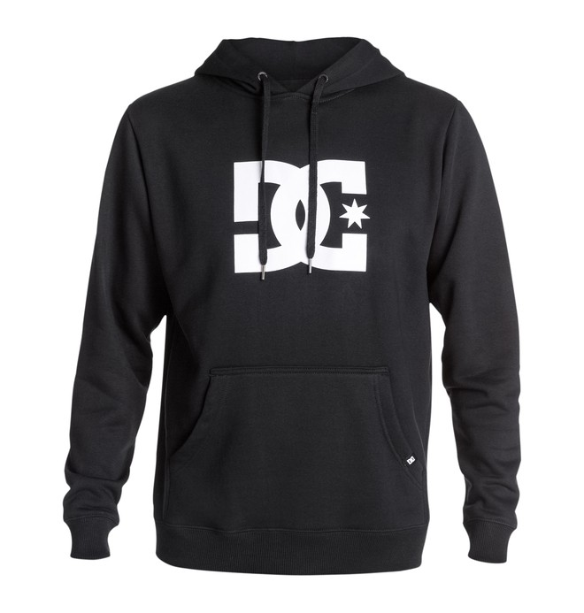 0 Star PH Hoodie Black 53240026 DC Shoes