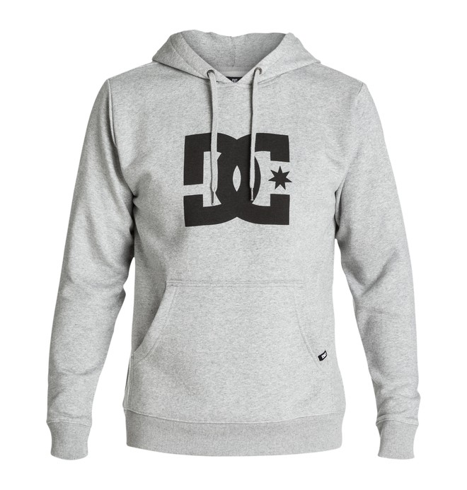 0 Star PH Hoodie Grey 53240026 DC Shoes