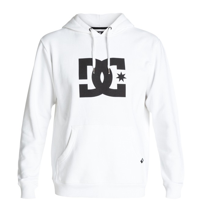 0 Star PH Hoodie White 53240026 DC Shoes