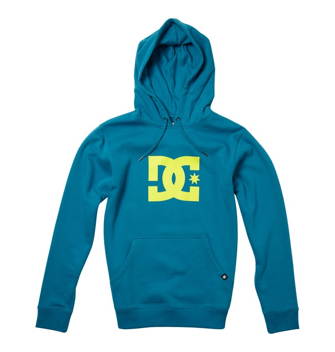 0 Star PH Hoodie Blue 53240026 DC Shoes