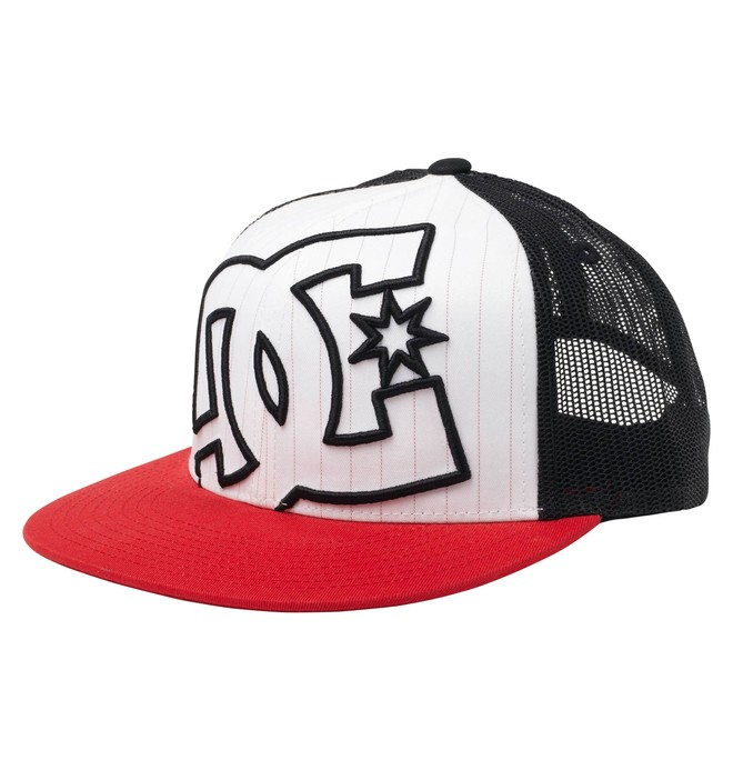 0 Men's Daxx Trucker Hat  53300128 DC Shoes