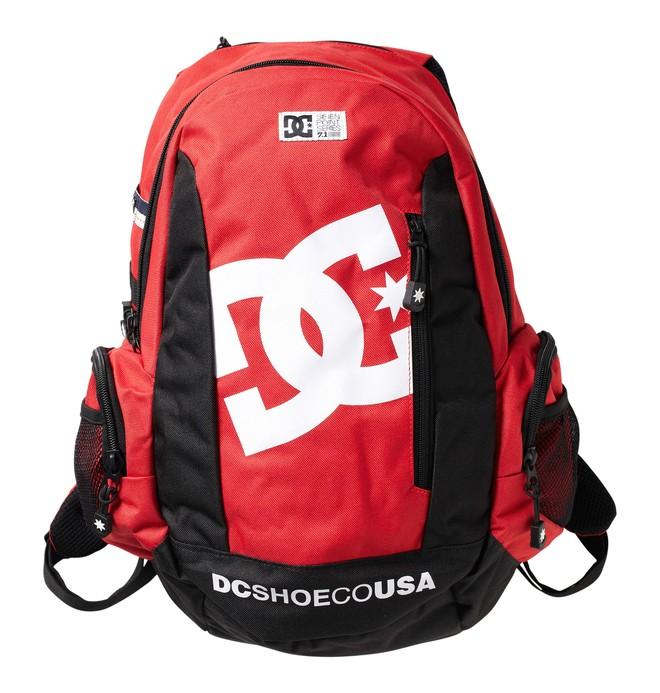 0 Men's Seven Point 7 Backpack  53350040 DC Shoes