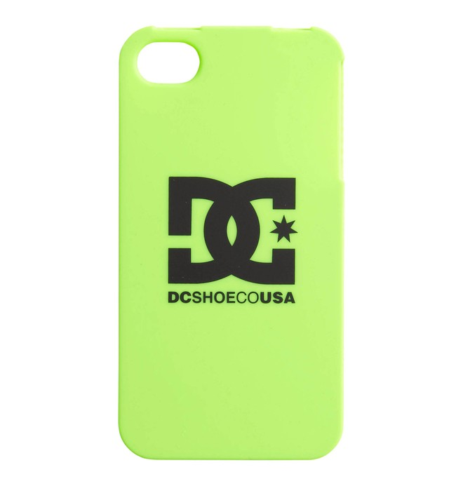 0 Men's DC Photel iPhone 4 Case Green 53390036 DC Shoes