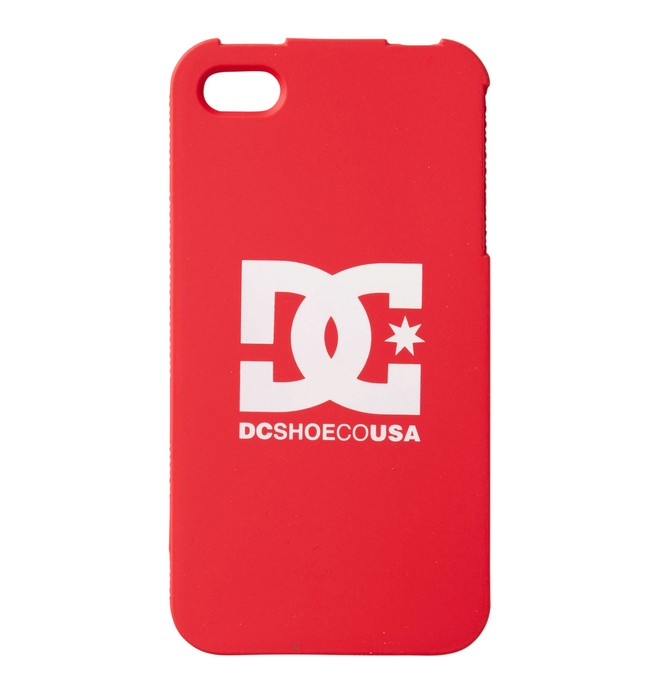 0 Men's DC Photel iPhone 4 Case Red 53390036 DC Shoes