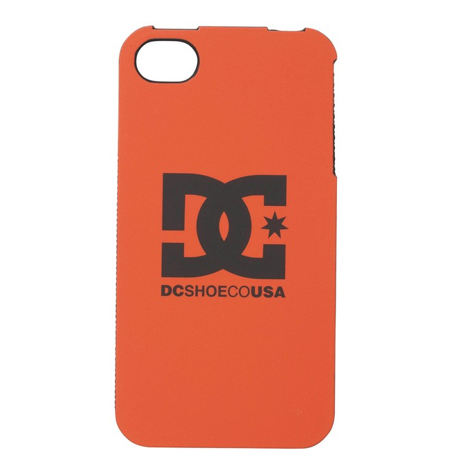 0 Men's DC Photel iPhone 4 Case Orange 53390036 DC Shoes