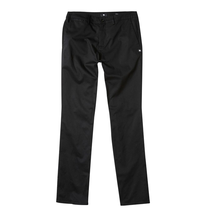 0 Men's DC Straight Chino Pants  53800121 DC Shoes