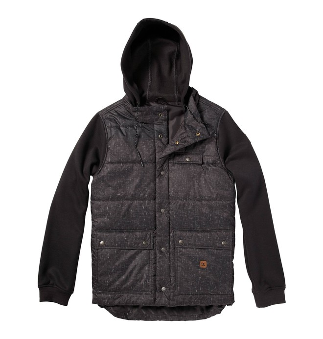 0 Men's Schofield Jacket  53840102 DC Shoes