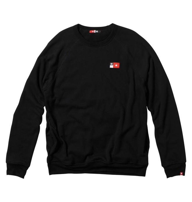 0 Men's Hanger Crew Sweatshirt  53860129 DC Shoes