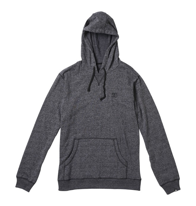 0 Men's Rebel Pullover Hoodie  53860144 DC Shoes